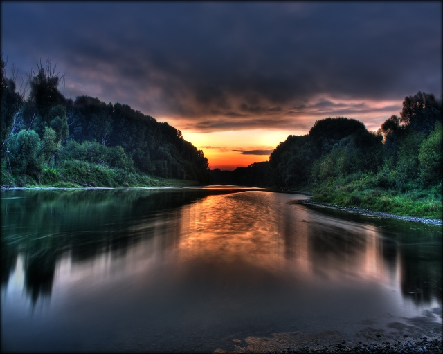 Donau Sunrise